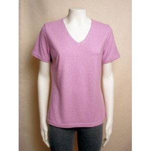 hemp V-neck T-shirts